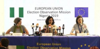 2019 Elections Report: EU Faults Major Parties for Not Preventing Violence