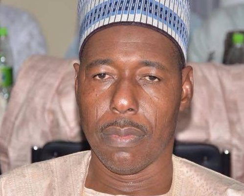 Borno Gov. Fulfills Promise, Celebrates Eid-El-Fitr with IDPs