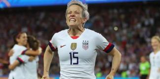 Breaking: WWC: USA Beat France 2-1 to Reach Semi Final