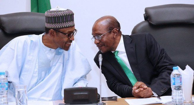 BREAKING: President Buhari Orders CBN to Blacklist Coys Importing Palm Oil, Other Items