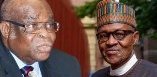 Buhari Accepts Onnoghen's Retirement, Seeks Appointment of Five More S'Court Justices