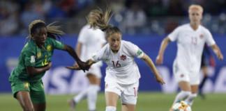 FIFA WWC: Canada Beat Cameroon 1-0