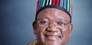 EID-EL-FITRI: Ortom Assures Residents Of Sustained Peace, Security