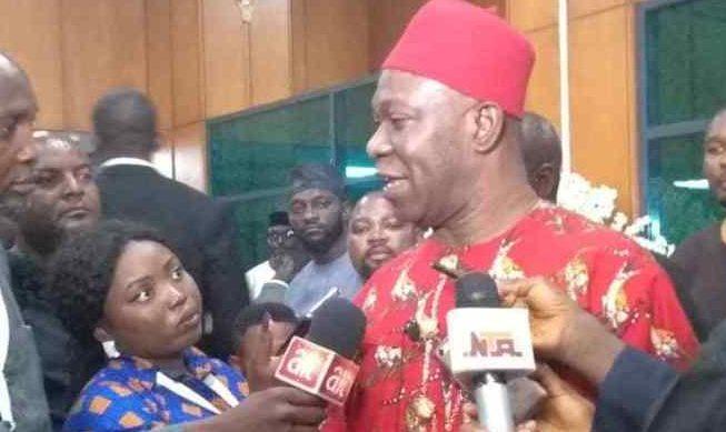 I Challenged Omo-Agege for Deputy Senate President Seat in Protest – Ekweremadu