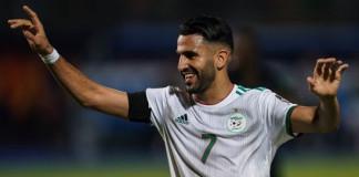 2019 AFCON: Mahrez scores as Algeria enjoy 2-0 win over Kenya