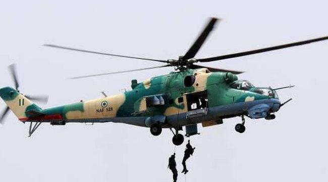 NAF Neutralizes Boko Haram Terrorists, Destroy Hideout