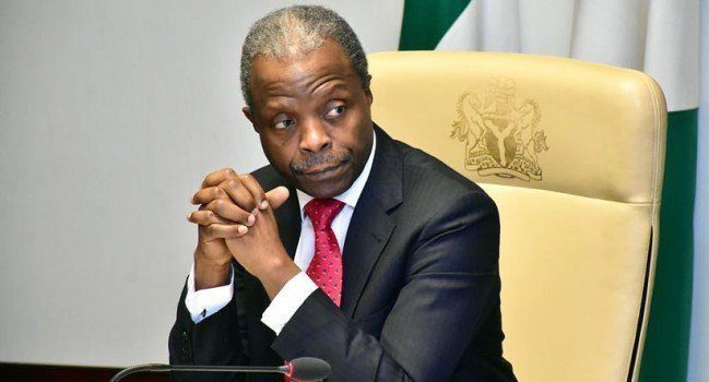 Afenifere Slams Osinbajo over Comment on Kidnapping, Insecurity