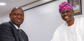 Sanwo-Olu Swears in Chief Justice, Promises to Decongest Prisons