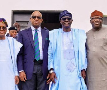 South-West Govs Meet in Ibadan, Renew Call For State Police