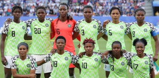 Women World Cup Super Falcons of Nigeria qualify for Round of 16