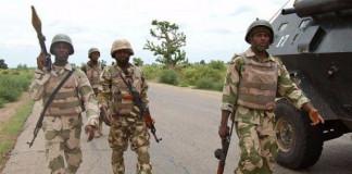29 Bandits, 2 Army Officers, Policeman Die in Gun Battle in Zamfara