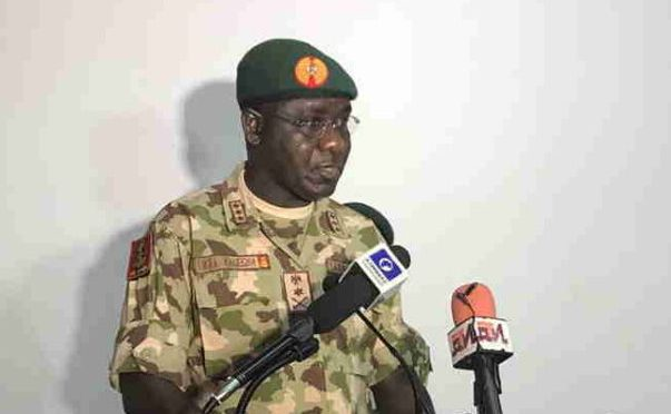 Troops' Commitment: I was Quoted Out of Context – Buratai