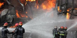 Fire Outbreak Razes Six Shops in Kano
