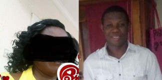 Wife Arrested For Allegedly Killing Husband, Burying Him In Shallow Grave – Photos