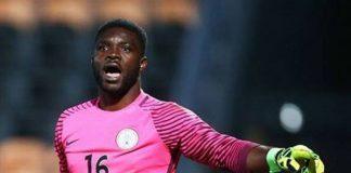 Super Eagles Goalkeeper, Akpeyi Speaks on Using 'Juju'