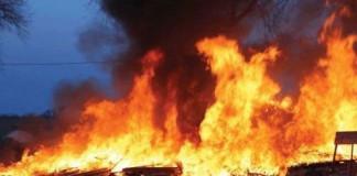 Fire Guts Enugu Market, Destroys Goods Worth Millions of Naira