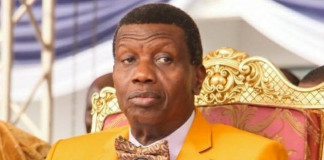 Insecurity: Adeboye Says He's Not Keeping silent