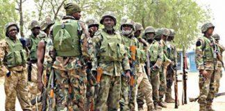 Nigerian Army Graduates 259 cadets in Jaji