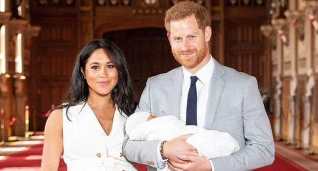 Meghan and Harry Under Fire for Private Christening of Royal Baby Archie