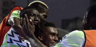 Breaking: AFCON 2019: Nigeria Sends Defending Champions, Cameroon Packing