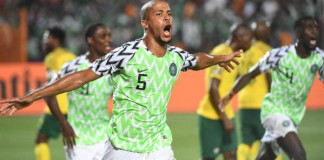 UPDATED: AFCON 2019: Super Eagles of Nigeria Qualify For Semi-Final with 2-1 Victory Over South Africa