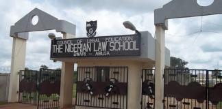 Nigerian Law School Calls to Bar 886 Graduates