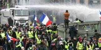 Paris Protests Deadly Violence Against Women