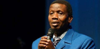 Insecurity: Celebrities Protest at Redemption Camp, Want Adeboye to Speak Up