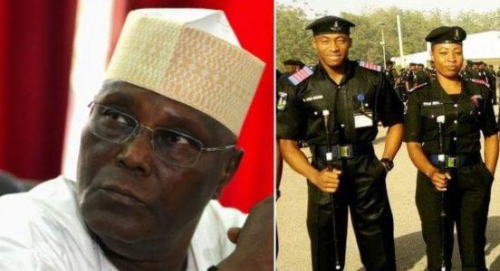 Police Say Zamfara PDP, Atiku Witnesses Not Attacked