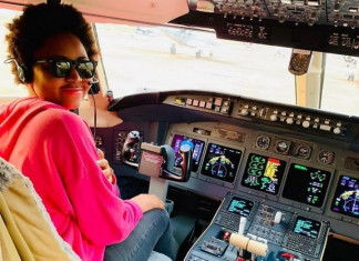 Actress Regina Daniels Congratulates Billionaire Hubby on Newly Acquired Private Jet