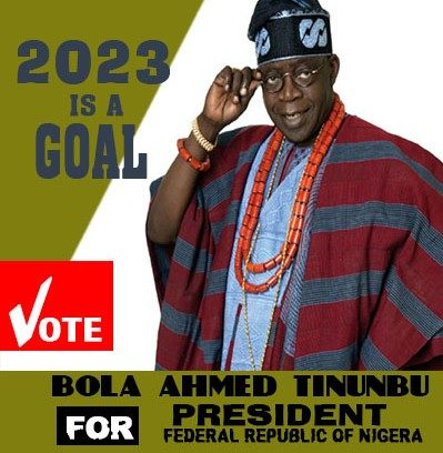 2023: Tinubu Dissociates Self from Ongoing Campaign