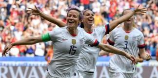 WWC: USA Emerge Winner, Beat Netherlands 2-0