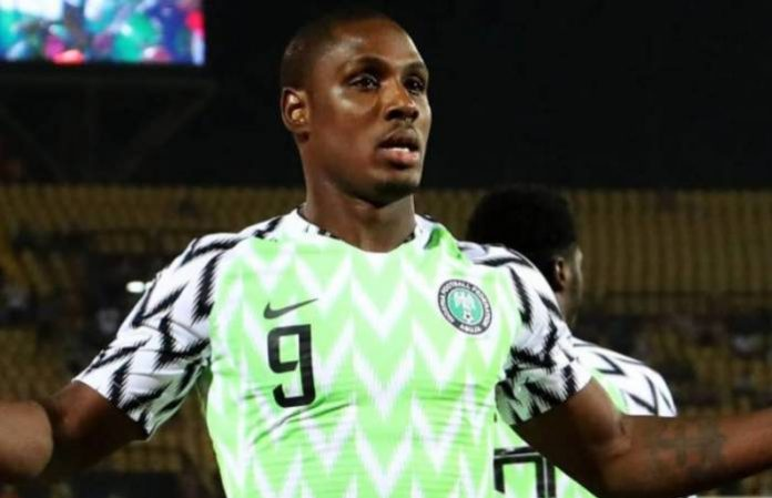 Ighalo Wins AFCON 2019 Golden Boot