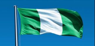 American Multinational Coy. Hoists Nigerian Flag to Honour Employee