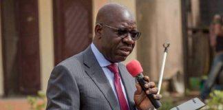 Pro-Obaseki Lawmakers: Oshiomhole behind plot to shut Edo assembly
