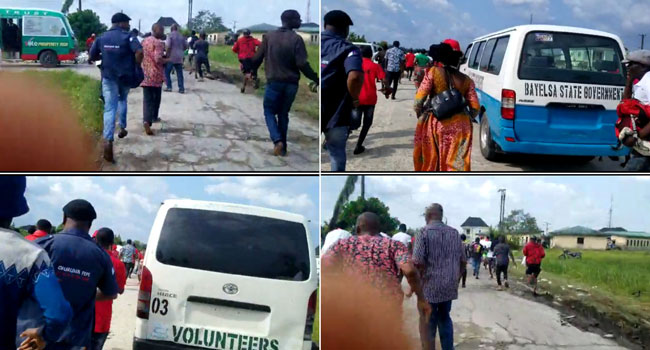 Bayelsa Guber: Three Feared Killed As Gunmen Attack PDP Rally In Bayelsa (UPDATED)