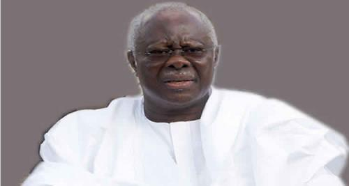 Bode George Mourns Akinyele, Says He Was A Patriot