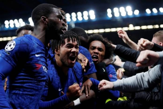 Chelsea, Nine-man Ajax Share Spoils In Thrilling 4-4 Draw