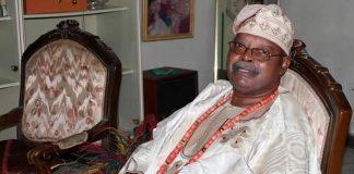 BREAKING: Chief Alex Akinyele Is Dead
