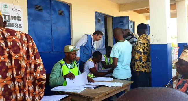 EU Condemns Violence In Kogi, Bayelsa Elections