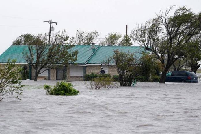 Flood Sacks Edo Community, Destroys Buildings, Farmlands