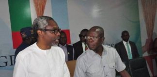 Oshiomhole Commends Gbajabiamila's Commitment To Budget Passage, Others