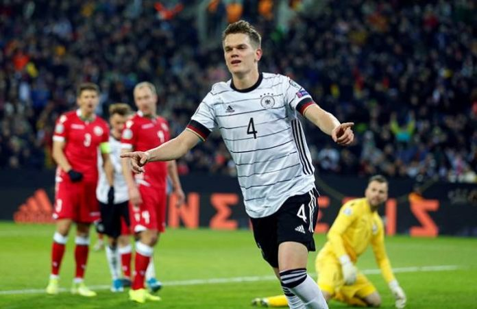 Ginter The Inspiration As Germany Clinch Euro 2020 Spot