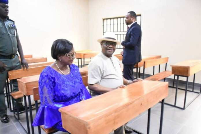 Nigeria Can Only Develop When Citizens Are Equipped With The Right Education - Gov. Wike
