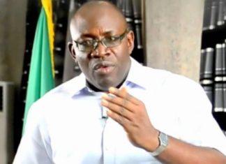 Bayelsa Governor, Dickson Inaugurates 41-Member Transition Committee