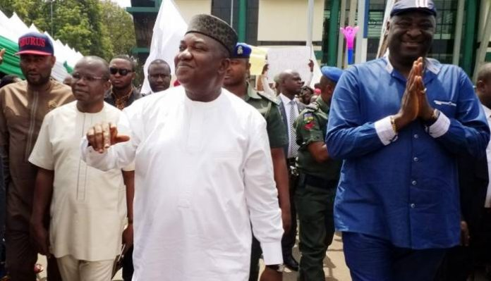 LG Election: Political Party Kicks Against Appointment Of Transition Committee In Enugu State