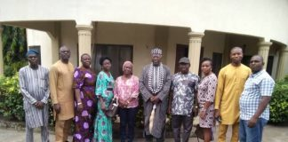 NUJ Benue Council Donates Relief Materials To IDPs
