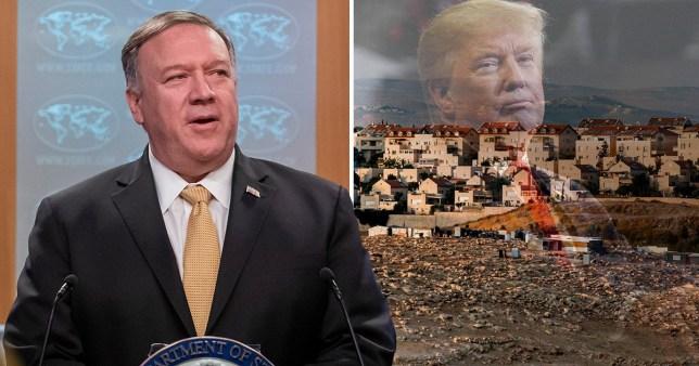 US Says Israeli Settlements No Longer Illegal