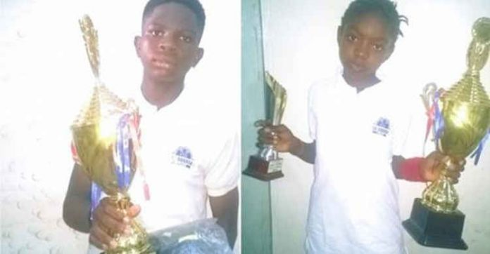 Squash: 12 year-old Wins Two Categories, Defeats Number One Seeded Player