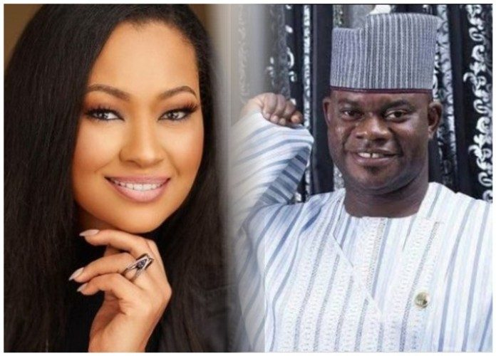 Yahaya Bello Leads In Early Results, Defeats Natasha In Her Polling Unit